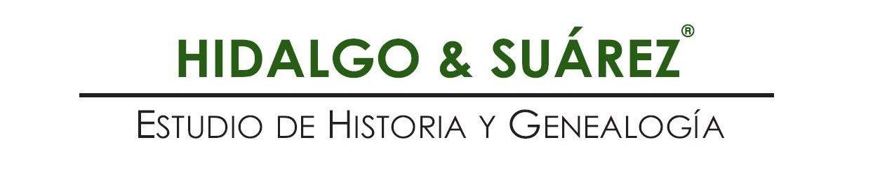 Hidalgo & Suárez - Estudio de Historia y Genealogía